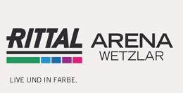 Logo der Rittal Arena
